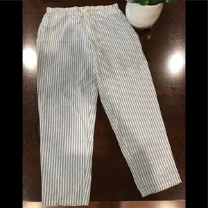 Linen pants Eileen Fisher